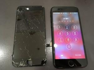 アイフォン7画面修理