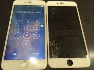 iPhone6,画面修理