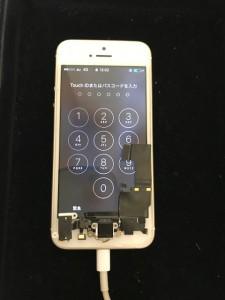 iPhone6ドックコネクタ修理