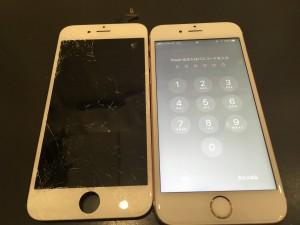 アイフォン6s 液晶画面修理