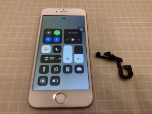 iPhone8インカメラ修理
