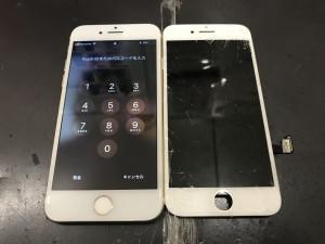 iPhone7 画面修理