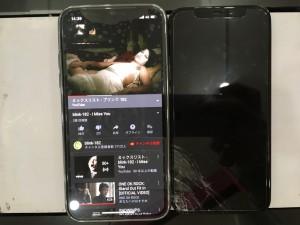 iphone10画面修理