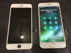 Iphone7P タッチ不能