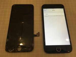 iphone7 液晶不良