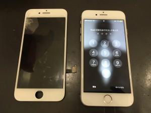 Iphone7 タッチ不良