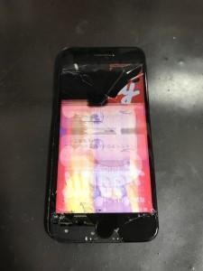 iPhone7液晶画面修理