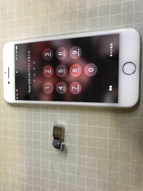 iPhone7 バックカメラ