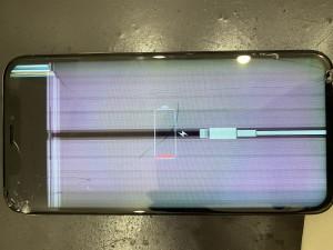 iPhoneXs画面交換