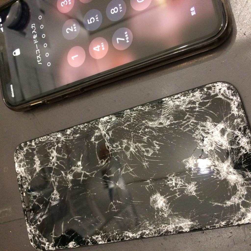 iPhone11Pro画面修理