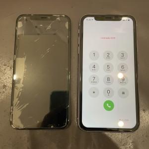 iPhone即日修理 京都駅前  最短30分 データそのまま