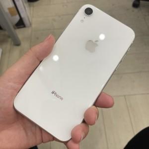 iPhoneXR 背面コーティング スマホコートが大人気