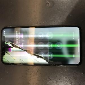iPhone11 画面修理 京都駅前