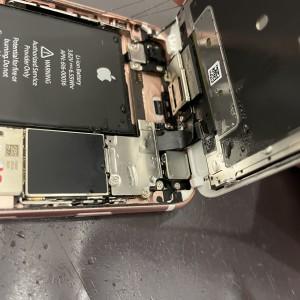 iPhone6s 水没 iPhone水没 水没復旧作業 京都